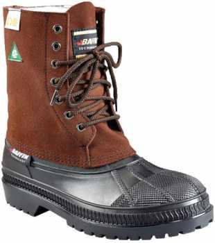 Baffin BAF8547 Yukon, Men's, Brown/Black, Steel Toe, EH, PR, Lace Up Boot