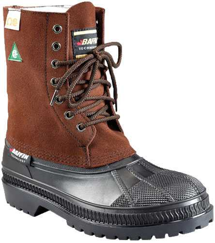 Baffin BAF8547 Yukon, Men's, Brown/Black, Steel Toe, EH, PR, Lace Up Boot