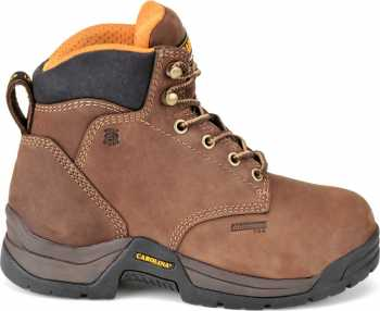 Carolina CA1428 Women's, 5 Inch, Aluminum Toe, EH, Internal Met Guard Work Boot