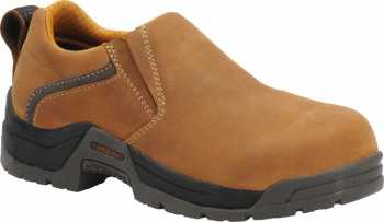 Carolina CA1622 Women's, Brown, Comp Toe, SD, Twin Gore Slip On