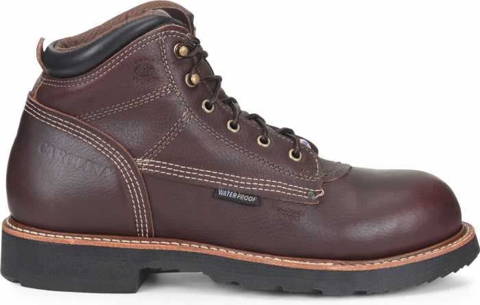 Carolina CA1815 Men's Brown, Comp Toe, EH, 6 Inch Boot, Made In USA