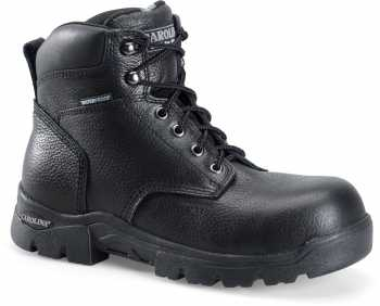 Carolina CA3537 Circuit, Men's, Black, Comp Toe, EH, WP, 6 Inch Boot