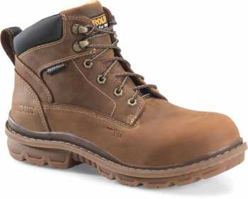 Carolina CA3558X Men's, Brown, Comp Toe, EH, 6 Inch, WP Boot