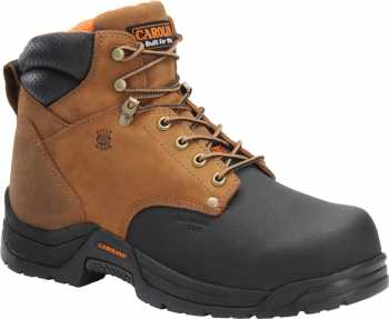 Carolina CA5582 Copper, Comp Toe, EH, Internal Met Guard, Men's 6 Inch Work Boot