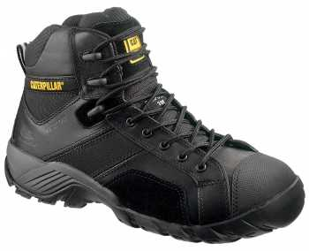 Caterpillar CT90090 Argon Hi, Men's, Black, Comp Toe, EH, WP Hiker