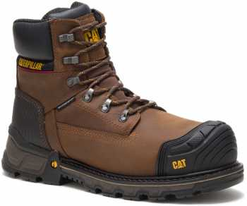 Caterpillar CT90991 Excavator XL, Men's, Comp Toe, EH, WP, 6 Inch Boot