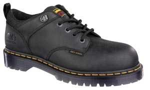 Dr. Martens 13974001 Men's Black Nonsteel, SD, Slip Resistant Casual Oxford
