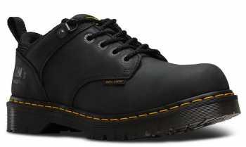 Dr. Martens 13974001 Men's Black Nonsteel, SD, Slip Resistant Casual Oxford