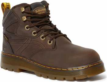 Dr. Martens DMR23387201 Plenum, Men's, Brown, Steel Toe, EH, WP, 6 Inch