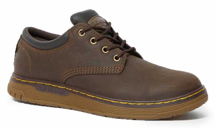 Dr. Martens DMR25123201 Culvert, Men's, Brown, Steel Toe, SD, Casual Oxford