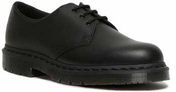 Dr. Martens DMR25178001 1461 Mono, Unisex, Black, Soft Toe, Slip Resistant Oxford