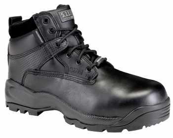 511 Tactical FEL12019 ATAC Shield, Men's, Black, Comp Toe, EH, PR, 6 Inch Boot