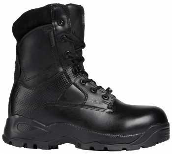 511 Tactical FEL12145 ATAC Shield, Women's, Black, Comp Toe, EH, PR, 8 Inch Boot
