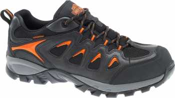 Harley Davidson HD93327 Eastfield, Men's, Black, Comp Toe, EH, Low Athletic