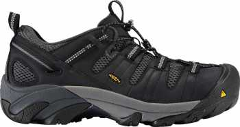 Keen KN1006977 Atlanta Cool, Men's, Black, Steel Toe, EH, Hiker Oxford