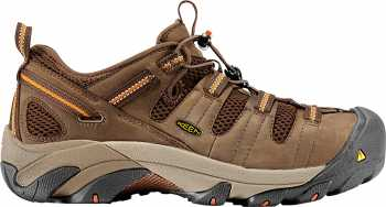 Keen KN1006978 Men's Shitake Atlanta Cool Steel Toe, Electrical Hazard Low Hiker