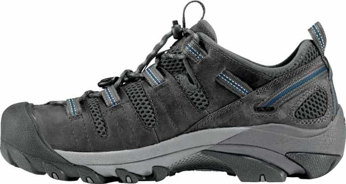 KEEN Utility KN1006979 Men's Atlanta Cool Gargoyle, ESD, Steel Toe Hiker