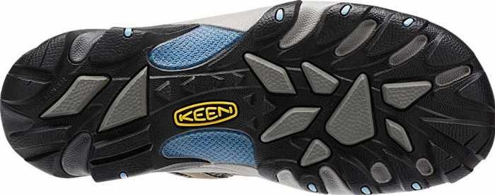 KEEN Utility KN1007017 Women's Atlanta Cool Gargoyle Steel Toe, ESD, Low Hiker