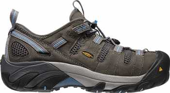 KEEN Utility KN1007017 Women's Atlanta Cool Gargoyle Steel Toe, ESD, Low Hiker