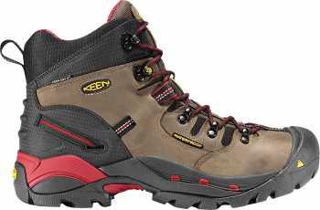 KEEN Utility KN1007024 Pittsburgh Bison Steel Toe, EH, Waterproof, Men's Hiker