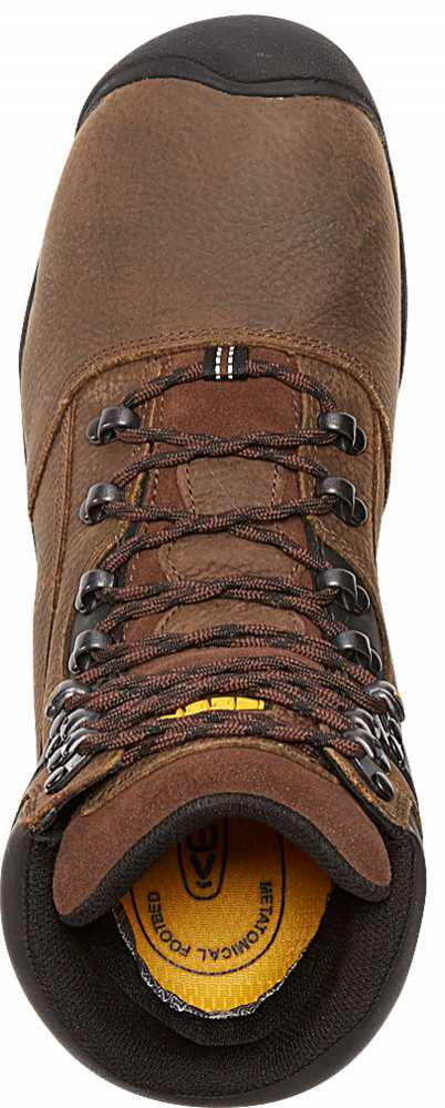 0512e56504 click to zoom; KEEN Utility KN1015401 Louisville Cascade Brown, Steel Toe,  EH, Waterproof, Men's Hiker