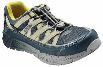 KEEN Utility KN1017072 Asheville, Men's, Navy/Olive, Aluminum Toe, SD Athletic