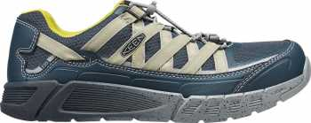 KEEN Utility KN1017072 Asheville, Men's, Navy/Olive, Aluminum Toe, SD Athletic