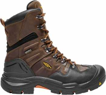 KEEN Utility KN1017833 Coburg, Men's, Cascade Brown/Brindle, Steel Toe, EH, Waterproof Boot