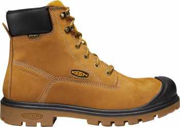 KEEN Utility KN1018664 Baltimore, Men's, Wheat, 6 Inch, Waterproof Boot