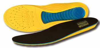 MEGAComfort MEGASole Insole MEGAGel Visco technology for enhanced shock absorption & comfort