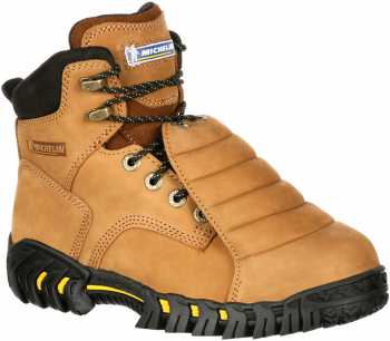 Michelin XPX761 Men's Sledge 6 Inch Steel Toe, EH, External Met Guard Boot