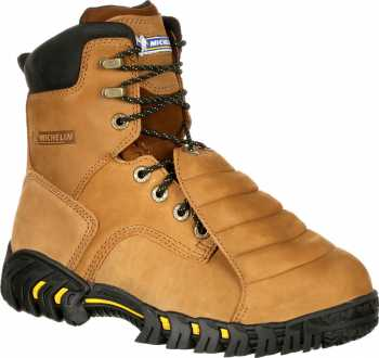 Michelin XPX781 Men's Sledge 8 Inch Steel Toe, EH, External Met Guard Boot