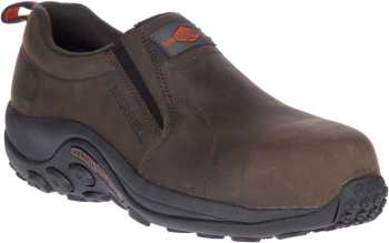 Merrell MLJ099319 Jungle Moc, Men's, Espresso, Comp Toe, EH, Jungle Moc