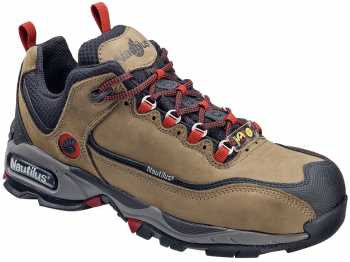 Nautilus N1392 Men's, Moss, Steel Toe, SD, Hiker Oxford