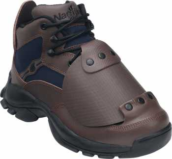 Nautilus N1562 Women's, Brown, Steel Toe, EH, External Met Guard Hiker