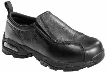 Nautilus N1630 Men's, Black, Steel Toe, SD, Twin Gore Slip On