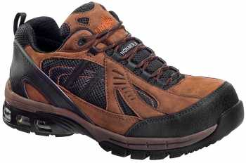 Nautilus N1700 Men's, Brown/Black, Comp Toe, EH, Hiker Oxford