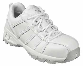 Nautilus 1756 Women's White Slip Resistant, Composite Toe, EH, Low Athletic