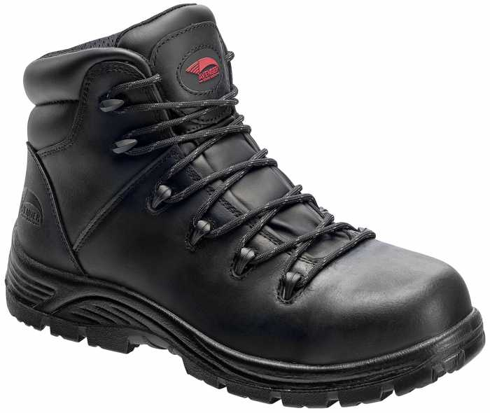 Avenger N7223 Men's, Black, Comp Toe, EH, PR, WP Hiker
