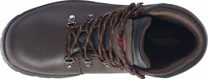 Avenger N7225 Men's, Brown, Steel Toe, EH, Waterproof Hiker