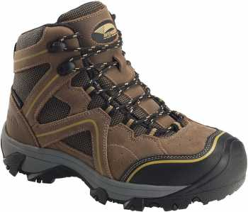 Nautilus/Avenger N7751 Crosscut, Women's, Brown, Steel Toe, EH, PR, WP, 6 Inch Boot