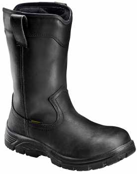 Avenger N7847 Men's, Black, Comp Toe, EH, WP, Pull On Boot