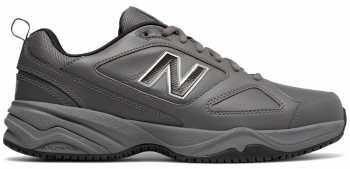 New Balance NBMID626C2 Men's Grey, Soft Toe, Slip Resistant, Low Athletic