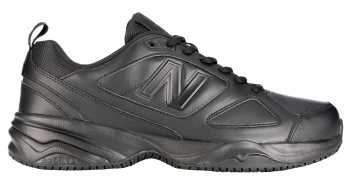 New Balance NBMID626K2 Men's Black, Soft Toe, Slip Resistant, Low Athletic