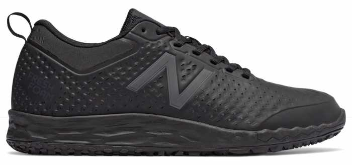 New Balance NBMID806K1 Fresh Foam, Men's, Soft Toe, Slip Resistant Athletic