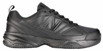 New Balance NBWID626K2 Women's Black, Soft Toe, Slip Resistant, Low Athletic