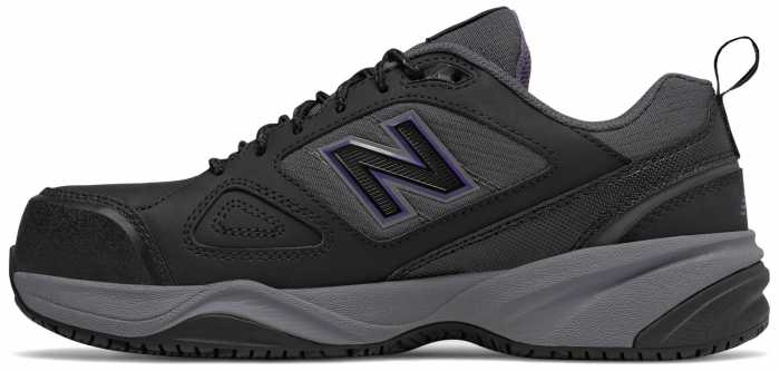 New Balance NBWID627R2 Women's, Black, Steel Toe, SD Athletic