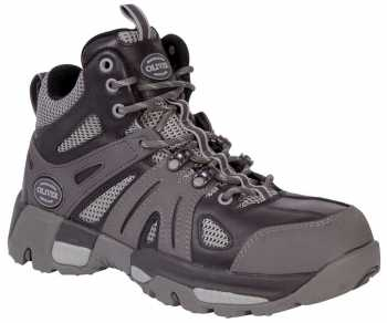 Oliver OL11112 Men's Black/Grey, Steel Toe, EH Hiker