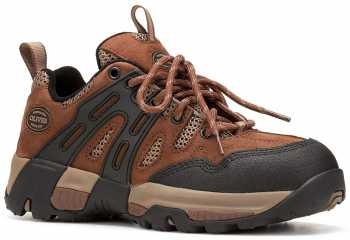 Oliver OL21114 Women's, Brown, Steel Toe, EH, WP, Hiker Oxford