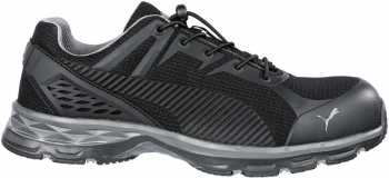 Puma PU643835 Fuse Motion, Men's, Black, Comp Toe, SD, Low Athletic